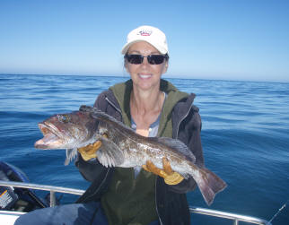 Ocean party boat oregon charters fishing for Charter fishing newport oregon